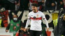 VfB: Faghirs erstes Ausrufezeichen