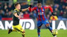 Everton erneuert Zaha-Interesse