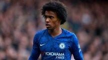 Vertragsende: Willian will Chelsea unterstützen