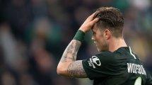 Wolfsburg: Weghorst nicht mehr im Mannschaftsrat