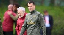 Arsenal: Wie Arteta Xhaka überzeugte