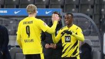 """BVB: Haaland & Moukoko – """"Warum nicht?"""""""