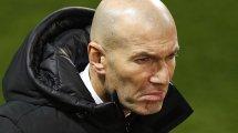 Medien: Zidane verlässt Real Madrid