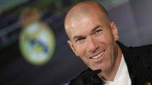 Real: Zidane spricht über Abschied