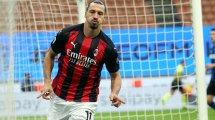Nächste Verlängerung für Ibrahimovic?