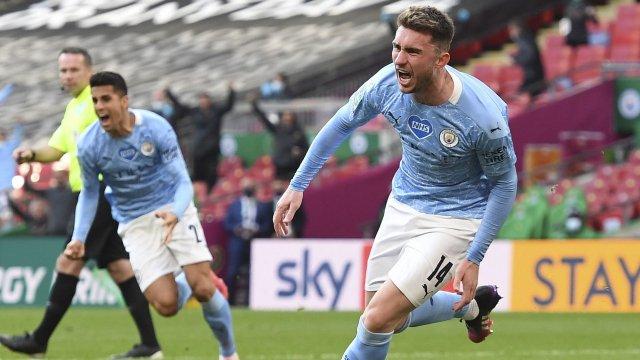 Aymeric Laporte steht noch bis 2025 bei Manchester City unter Vertrag