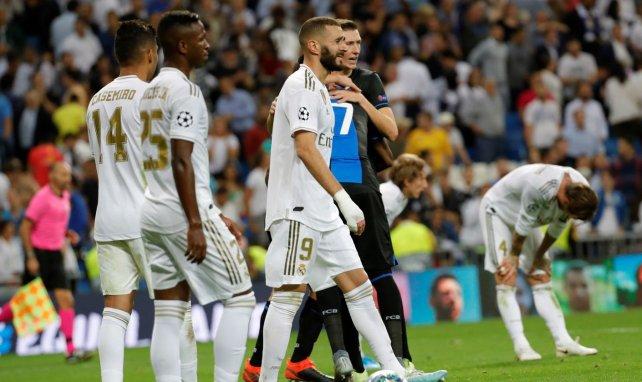 Real Madrid musste sein Trainingsgelände verlassen.