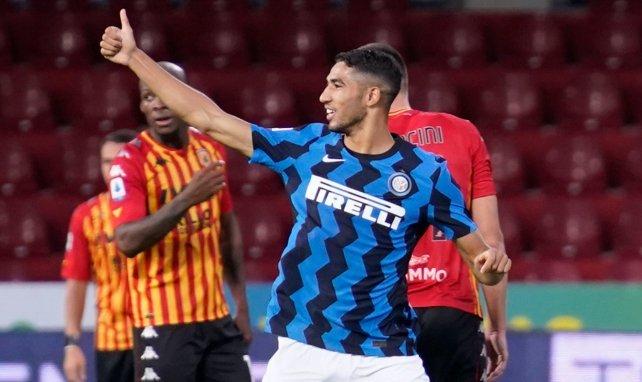 Hakimis Traumstart bei Inter
