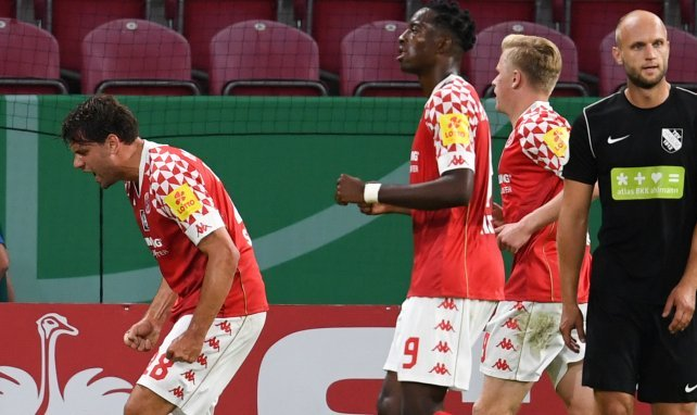 Mainz 05: Szalai klagt sich ins Profitraining