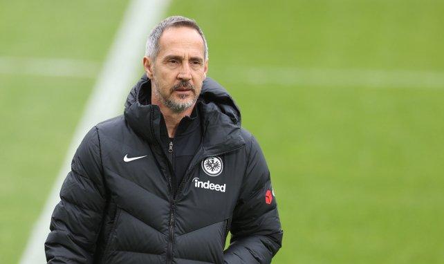 M'gladbach: Hütter will keine Spieler mitnehmen