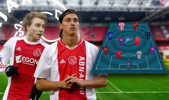 Ohne Abgänge: Die Traumelf von Ajax Amsterdam