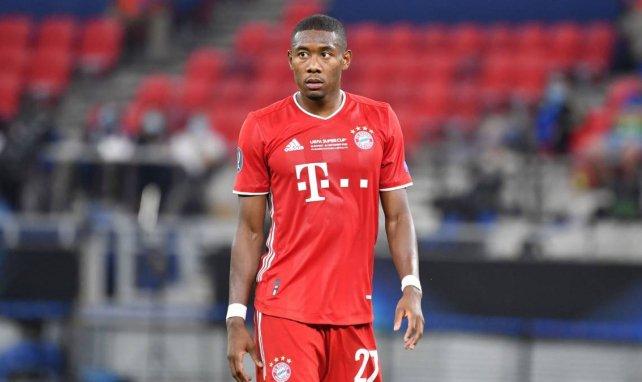 David Alaba wird den FC Bayern verlassen.