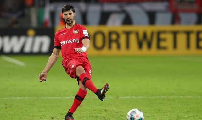 Bayer 04: Kiew an Dragovic interessiert