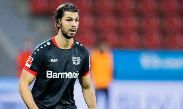 Bayer 04: Parma denkt an Dragovic