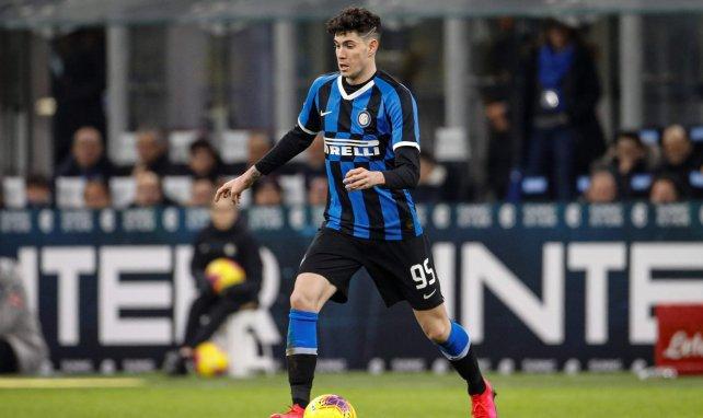 Alessandro Bastoni von Inter Mailand