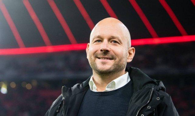 Alexander Rosen ist Sportdirektor in Hoffenheim