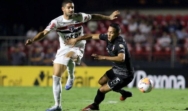 Alexandre Pato ging zuletzt für den FC São Paulo auf Torejagd