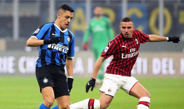Italiener melden: Sánchez bleibt in Mailand