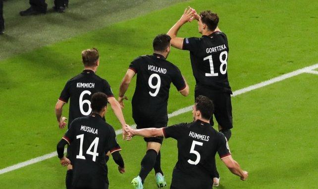 DFB-Team: Nur zwei Gewinner gegen Ungarn