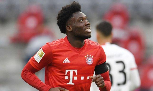 Glück für Bayern: Davies-Wechsel in die Premier League scheiterte nur knapp