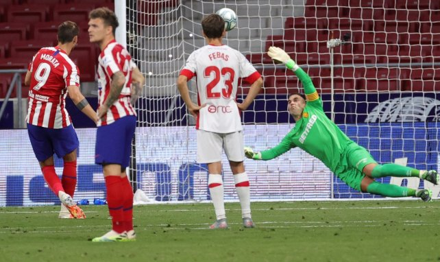 La Liga: Atlético auf CL-Kurs