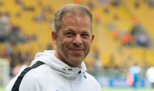 Markus Anfang ist seit April 2019 auf Vereinssuche