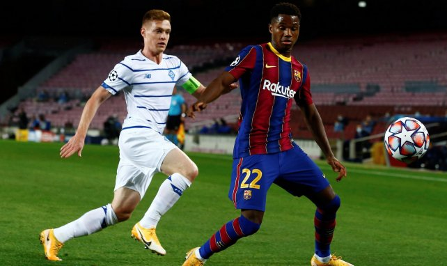 Barça: Fati unters Messer