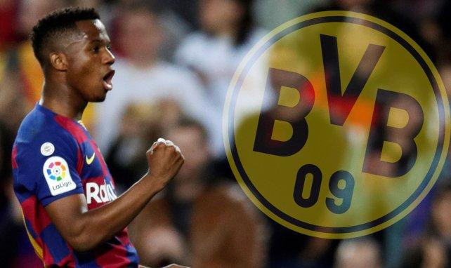 BVB: Barça antwortet auf Fati-Anfrage – nächstes Talent im Visier