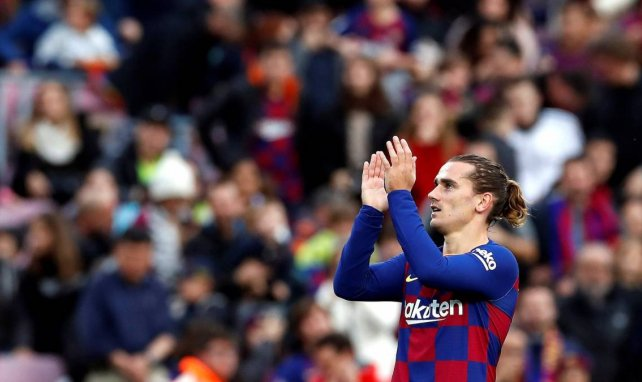 Antoine Griezmann steht bis 2024 in Barcelona unter Vertrag