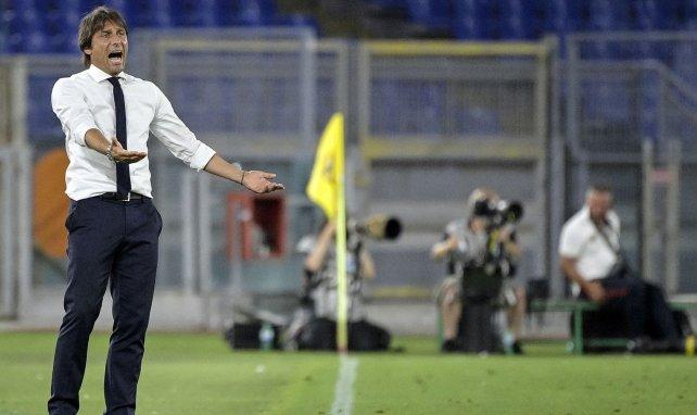 Antonio Conte ist der Trainer von Inter Mailand
