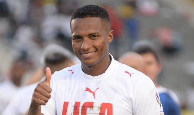 Antonio Valencia war zuletzt bei LDU Quito aktiv