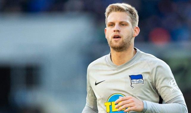 Nur sieben Einsätze 2019/20: Arne Maier