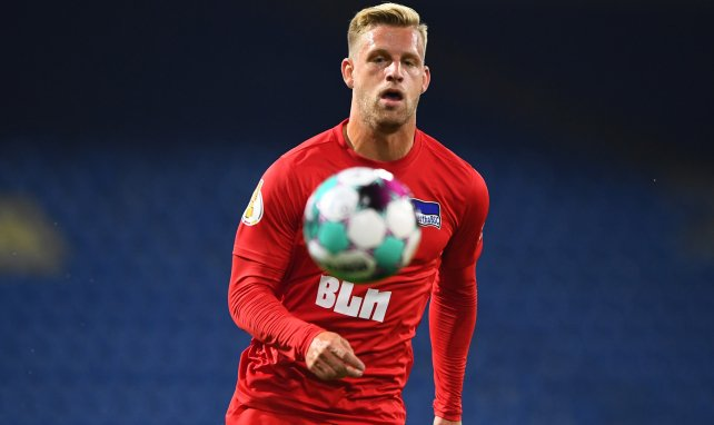 Arne Maier kommt aus der Hertha-Jugend