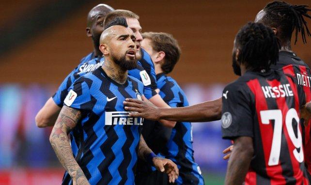 Inter: Vidal äußert sich zu Inter-Verbleib