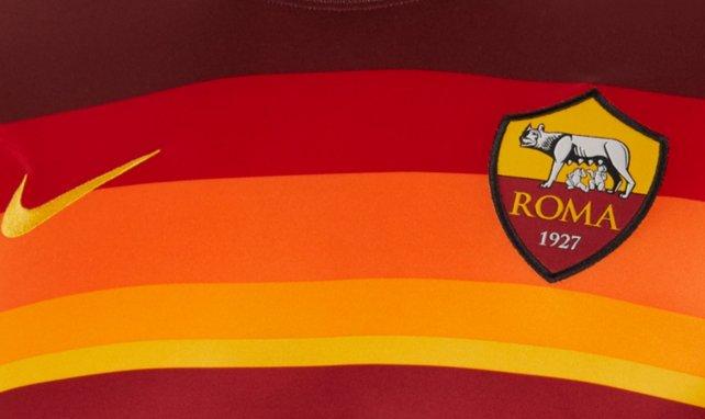 Das Trikot der AS Rom für die Saison 2020/21