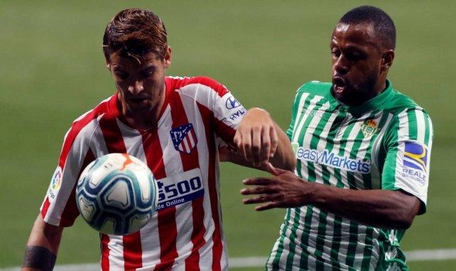 Juve-Rückkehr: Morata schon in Turin