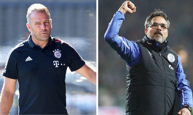 FC Bayern - Schalke 04: Die Aufstellungen