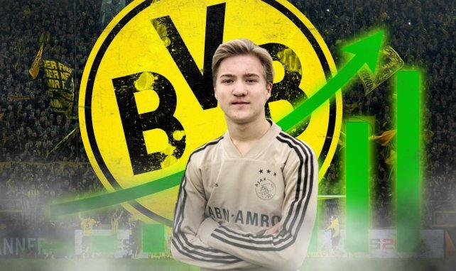 Neues BVB-Juwel: Das ist Julian Rijkhoff
