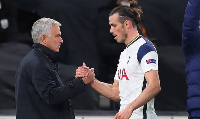 """Mourinho lobt """"vorbildlichen"""" Bale"""