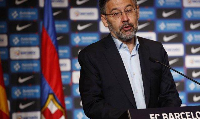 Barça: Bartomeu will nicht zurücktreten