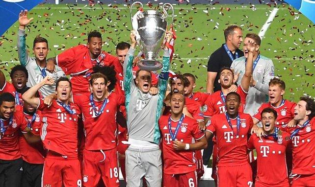 Bayern dominiert: Die Kandidaten für das UEFA-Team des Jahres
