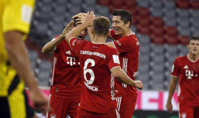 Viermal Bayern: Die UEFA-Mannschaft des Jahres