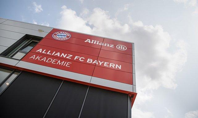 Auf dem FC Bayern Campus trainieren die Jugendspieler der Münchner