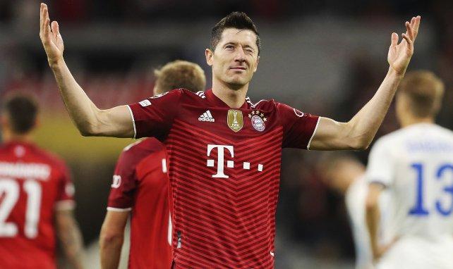 Robert Lewandowski ist Bayerns Torgarantie
