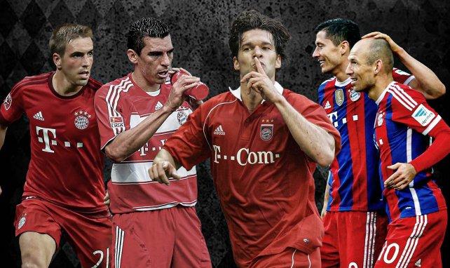 FC Bayern: Die Topelf des Jahrtausends