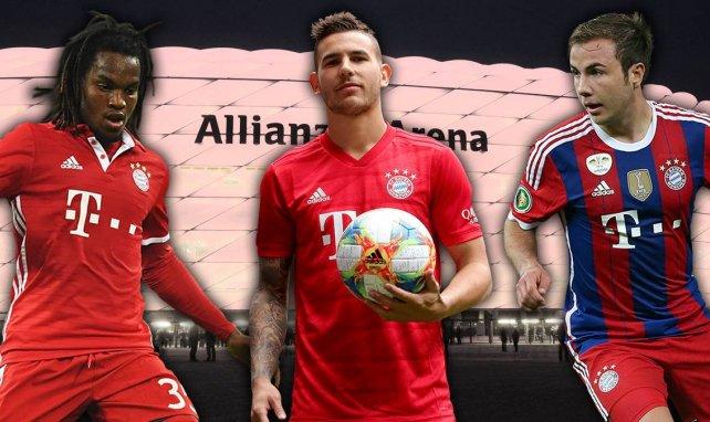 Vier Mitläufer, zwei Volltreffer: Die zehn teuersten Bayern-Transfers