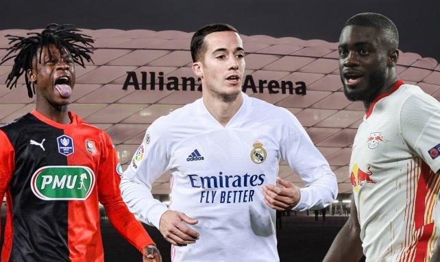 So könnte der Bayern-Kader 2021/22 aussehen