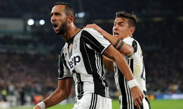 Benatia spielte bis Januar 2019 für Juventus Turin