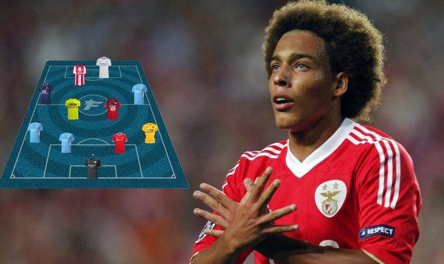 Ohne Abgänge: Die Traumelf von Benfica Lissabon