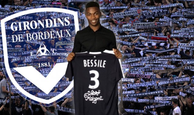 Bordeaux bindet Bessilé